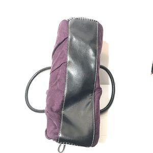 Victoria's Secret Bags - Victoria's Secret Purple Velvet Hand Bag